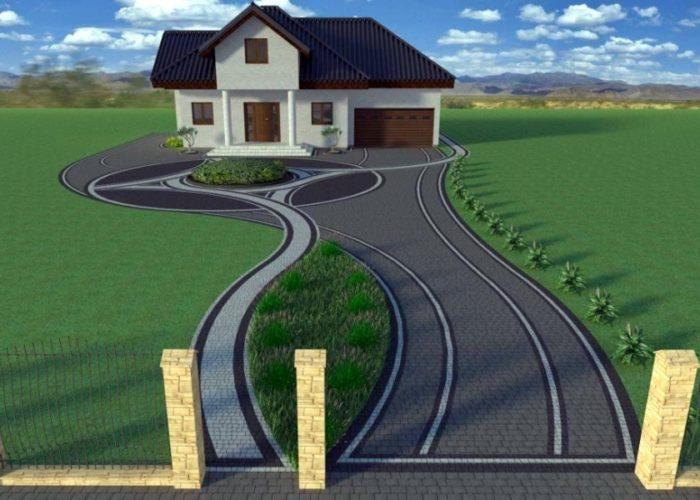 Projekty Kostki Brukowej Ogrody Lublin Projektowanie Zakładanie